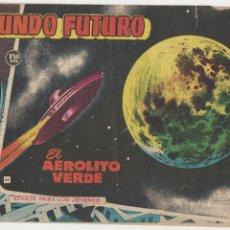 Tebeos: EL MUNDO FUTURO Nº 64. TORAY 1955. . Lote 57866249