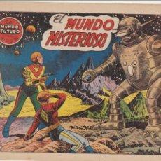 Tebeos: EL MUNDO FUTURO Nº 36. TORAY 1955. . Lote 57866333