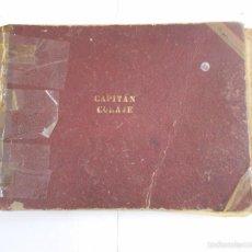 Tebeos: COLECCION DEL CAPITAN CORAJE. ORIGINAL EDICIONES TORAY 1958. NUMEROS DEL 1 AL 44. TDKC17. Lote 57949871