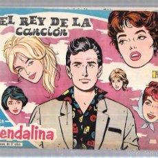 Tebeos: COLECCIÓN GUENDALINA. EL REY DE LA CANCIÓN Nº26. REVERSO: PHIL CAREY.. Lote 58005805