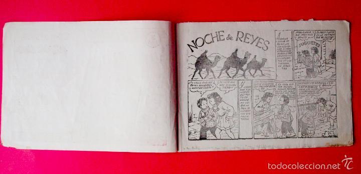 Tebeos: CUENTOS AZUCENA - COLECCIÓN AZUCENA Nº 0 - RECOPILA 4 CUENTOS - EDICIONES TORAY 1948 - Rosa Galcerán - Foto 2 - 58006309