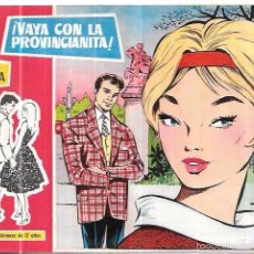 Livros de Banda Desenhada: COLECCION SUSANA. Nº14. ¡VAYA CON LA PROVINCIANITA!. Lote 58008963