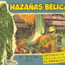 Tebeos: HAZAÑAS BÉLICAS EXTRA Nº6. TOMOS AZULES. DIBUJOS DE BOIXCAR. Lote 58072434