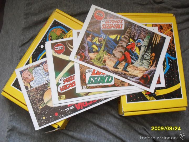 REPRO TODA LA COLECCION DEL MUNDO FUTURO BOIXCAR (Tebeos y Comics - Toray - Mundo Futuro)