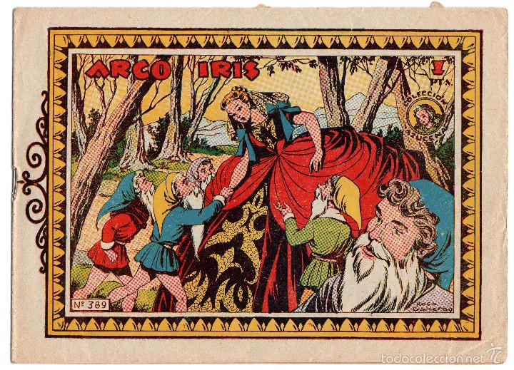 ARCO IRIS - COLECCION AZUCENA Nº 389. EDICIONES TORAY, S.A. ORIGINAL (Tebeos y Comics - Toray - Azucena)