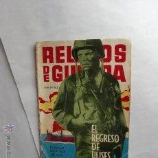 Tebeos: RELATOS DE GUERRA Nº 22 ORIGINAL . Lote 29417761