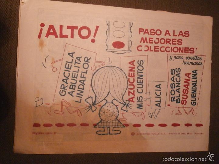 Tebeos: Comic - COLECCION ALICIA - Tenemos que ser novios - Año V - Nº 231 - ORIGINAL - Foto 2 - 58378908