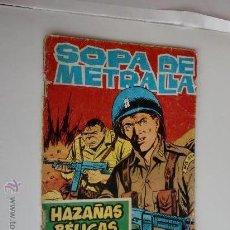 Tebeos: HAZAÑAS BELICAS Nº 172 1962 ORIGINAL. Lote 28286444