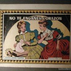 Tebeos: TEBEO - COMIC - COLECCION AZUCENA - NO TE ENGAÑES CORAZON - TORAY - AÑO XIV Nº 573 -. Lote 58598440