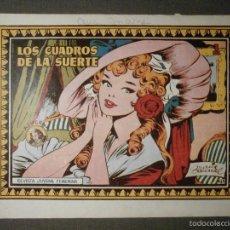 Tebeos: TEBEO - COMIC - COLECCION AZUCENA - LOS CUADROS DE LA SUERTE - TORAY - Nº 469. Lote 58598757