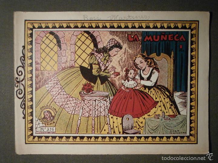 TEBEO - COMIC - COLECCION AZUCENA - LA MUÑECA - TORAY - Nº 326 (Tebeos y Comics - Toray - Azucena)