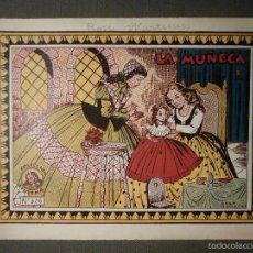 Tebeos: TEBEO - COMIC - COLECCION AZUCENA - LA MUÑECA - TORAY - Nº 326. Lote 58600609