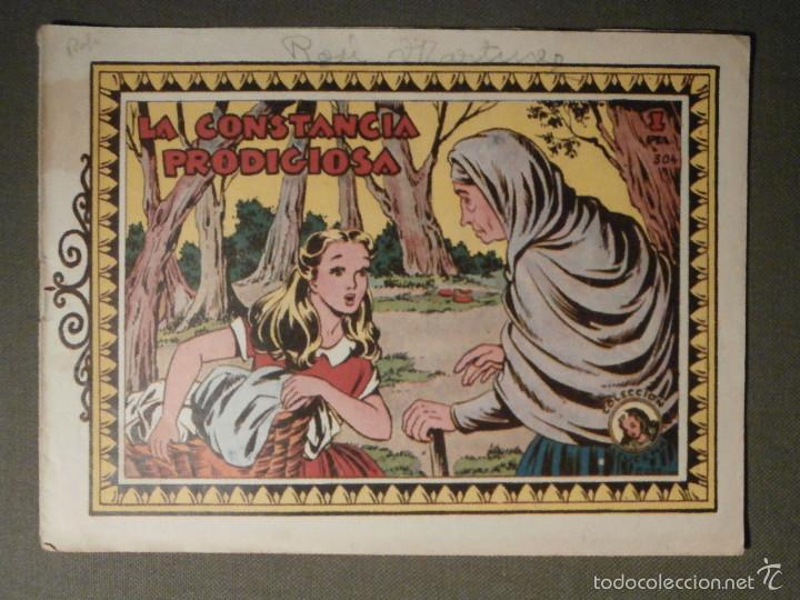 TEBEO - COMIC - COLECCION AZUCENA - LA CONSTANCIA PRODIGIOSA - TORAY - Nº 304 (Tebeos y Comics - Toray - Azucena)