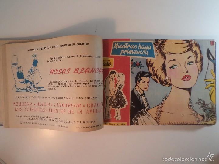 Tebeos: COLECCIÓN SUSANA. Un volumen con los títulos que detallo. Ed. Toray años 50. - Foto 4 - 58686882
