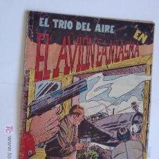 Tebeos: SELECCION DE AVENTURAS TRIO AL AIRE Nº 8 ULTIMO DE LA COLECCION TORAY ORIGINAL. Lote 26534698
