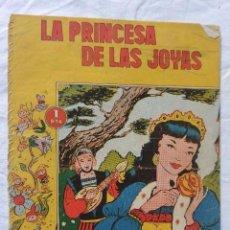 Tebeos: TEBEO LA PRINCESA DE LAS JOYAS COLECCIÓN LINDAFLOR. Lote 59714267