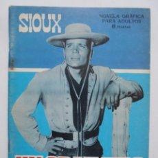 BDs: SIOUX Nº 76 - UN GRAN TIPO - TORAY. Lote 59915127