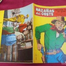 Tebeos: HAZAÑAS DEL OESTE. Nº 146. EDICIONES TORAY.. Lote 60708151
