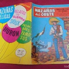 Tebeos: HAZAÑAS DEL OESTE. Nº 179. EDICIONES TORAY. . Lote 60709499