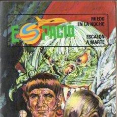 Tebeos: ESPACIO TORAY Nº 1 : MIEDO EN LA NOCHE / ESCALÓN A MARTE. Lote 60854547