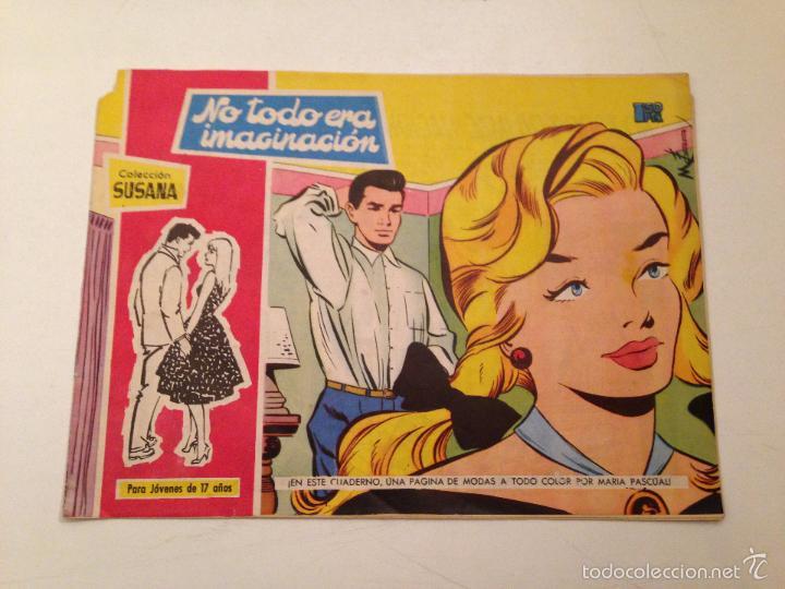 SUSANA Nº 60. TORAY. (Tebeos y Comics - Toray - Susana)