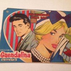 Tebeos: GUENDALINA Nº 75. TORAY. Lote 61035743