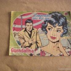 Tebeos: GUENDALINA Nº 6, EDITORIAL TORAY. Lote 61097279