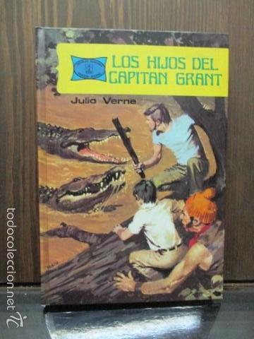 HIJOS DEL CAPITÁN GRANT. JULIO VERNE. BOSCH PENALVA, SOTILLOS, ARMANDO. TORAY NOVELAS FAMOSAS Nº 8 (Tebeos y Comics - Toray - Otros)