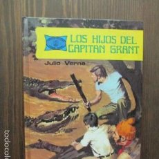 Tebeos: HIJOS DEL CAPITÁN GRANT. JULIO VERNE. BOSCH PENALVA, SOTILLOS, ARMANDO. TORAY NOVELAS FAMOSAS Nº 8 . Lote 61219719