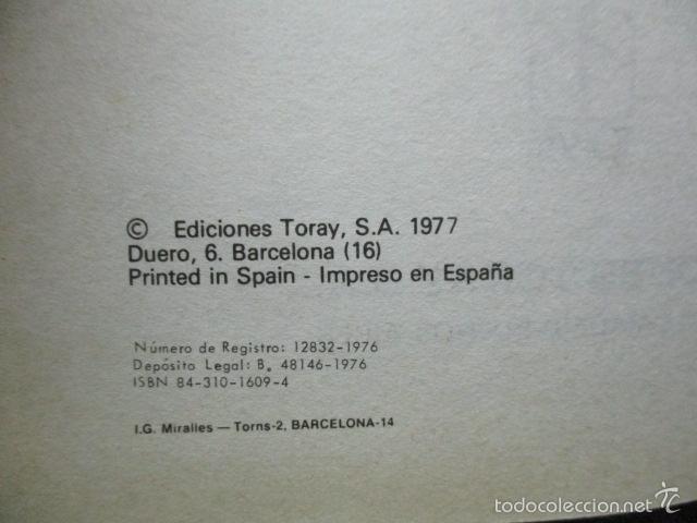 Tebeos: HIJOS DEL CAPITÁN GRANT. JULIO VERNE. BOSCH PENALVA, SOTILLOS, ARMANDO. TORAY NOVELAS FAMOSAS Nº 8 - Foto 4 - 61219719