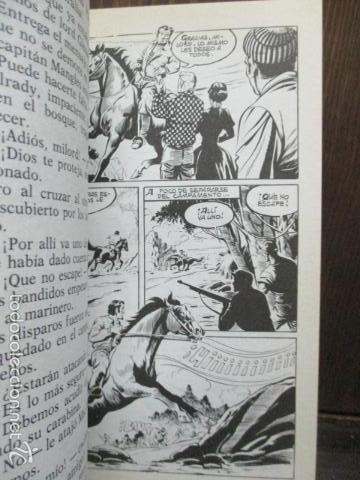 Tebeos: HIJOS DEL CAPITÁN GRANT. JULIO VERNE. BOSCH PENALVA, SOTILLOS, ARMANDO. TORAY NOVELAS FAMOSAS Nº 8 - Foto 5 - 61219719