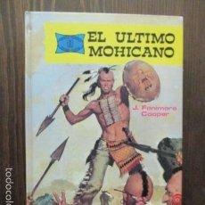 Tebeos: EL ULTIMO MOHICANO - EDICIONES TORAY COLECCION NOVELAS FAMOSAS Nº 7 . Lote 61219835