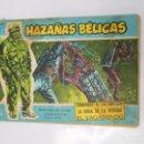 Tebeos: HAZAÑAS BELICAS - DIBUJOS BOIXCAR/BOIX Nº EXTRA Nº 194 SERIE AZUL. EDICIONES TORAY. TDKC18. Lote 61532468