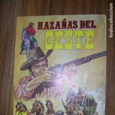 Tebeos: HAZAÑAS DEL OESTE Nº11. Lote 61560564