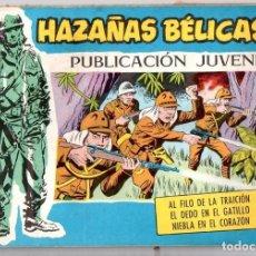 Tebeos: Nº 357 HAZAÑAS BELICAS. SERIE AZUL. EDICIONES TORAY, S.A.. Lote 61721292