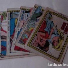 Tebeos: 6 COMICS AZUCENA - REVISTA JUVENIL FEMENINA DE EDICIONES TORAY. Lote 62165900
