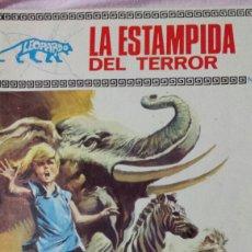 Tebeos: LA ESTAMPIDA DEL TERROR. TORAY.1970. Lote 62309480