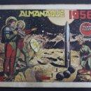Tebeos: COM-138. . ALMANQUE 1956, EL MUNDO FUTURO.. Lote 62371816