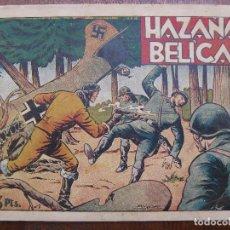 Tebeos: HAZAÑAS BELICAS TOMO Nº7 - COLECCION DE 9 - AÑO 1949. Lote 62945596