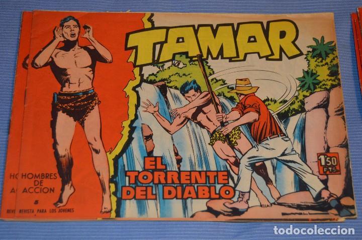 AMAR - NÚM. 5 - EDITORIAL TORAY - AÑO 1961 - ORIGINAL E IMPECABLE, MUY BUEN ESTADO ¡MIRA! (Tebeos y Comics - Toray - Tamar)