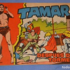 Tebeos: TAMAR - NÚM. 8 - EDITORIAL TORAY - AÑO 1961 - ORIGINAL E IMPECABLE, MUY BUEN ESTADO ¡MIRA!. Lote 63013632