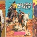 Tebeos: HAZAÑAS DEL OESTE NºS 13,29,48 EDI. TORAY 1959 - NATALIE WOOD -DIBUJO CUETO, J.DUARTE,LÓPEZ ESPÍ,CU. Lote 63346620