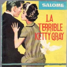 Giornalini: SALOMÉ Nº 17 EDI. TORAY 1961. Lote 63350700