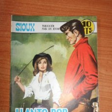 Tebeos: SIOUX Nº 132 TORAY 1966 . Lote 63678995