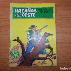 Tebeos: HAZAÑAS DEL OESTE Nº 196 EDITORIAL TORAY . Lote 63683927
