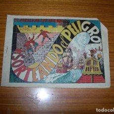 Tebeos: EL DIABLO DE LOS MARES Nº 50 EDITA TORAY . Lote 64039371