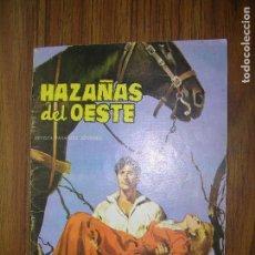 Tebeos: HAZAÑAS DEL OESTE Nº40 AÑO 1959. Lote 64039767