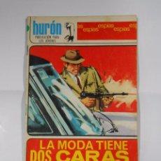 Tebeos: HURON Nº 28. LA MODA TIENE DOS CARAS. PUBLICACION PARA JOVENES. ESPIAS. TDKC19. Lote 64042295