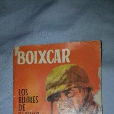 Tebeos: BOIXCAR -- LOS BUITRES DE CASSINO. Lote 64167787
