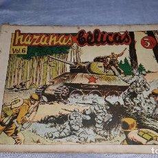 Tebeos: HAZAÑAS BELICAS VOL. 6 - . Lote 64172055